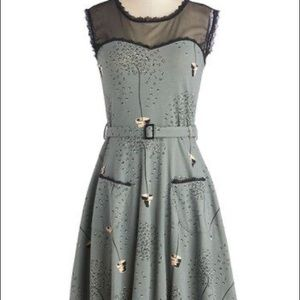 Effie's Heart/ModCloth Flower Pot dress, Medium